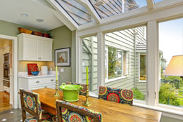 costs to install a new sunroom