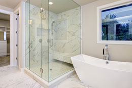 the cost of installing new shower surrounds