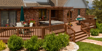 deck and porch quotes